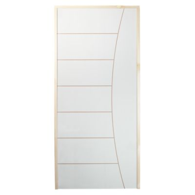 Combo Puerta + Marco Bilbao 65x207 cm
