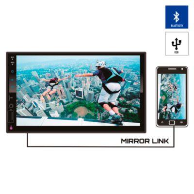 """Autoradio Pantalla Tactil 7"""" HD Bluetooth/USB DD-5800L"""