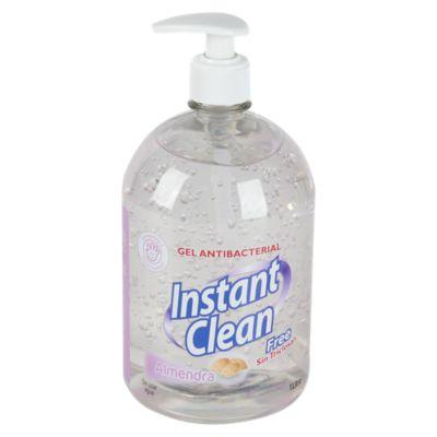 Instant Clean Gel Antibacterial Almendra 1L