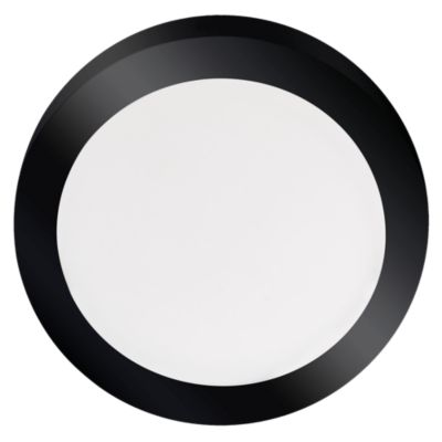Downlight Led Circular 1 Luz Negro