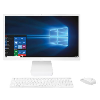 All in One 21.5'' Celeron 4GB 500GB LCD