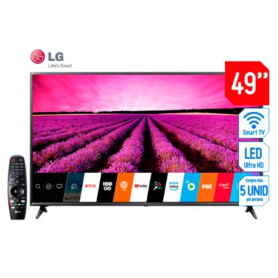 Televisor Smart LED 4K 49'' 49UM7100 + Magic Remote 2019