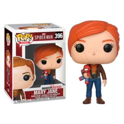 Spiderman Mary Jane W/ Plush