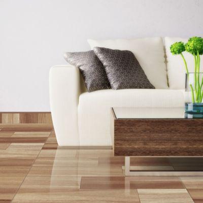 Gres Porcelanico Wood Natural Beige Maderado 60x60cm para piso o pared