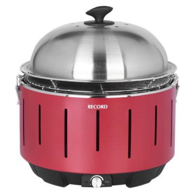 Parrilla Portátil Rojo Fast Grill