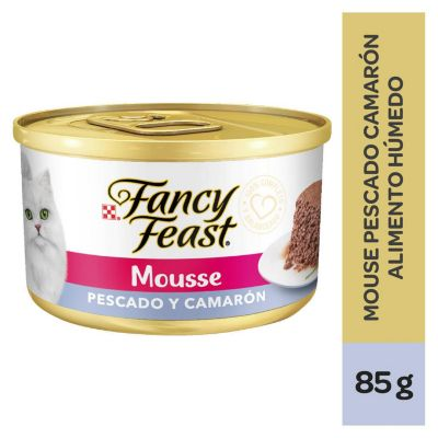 Fancy Feast Pescado y Camarón 85g