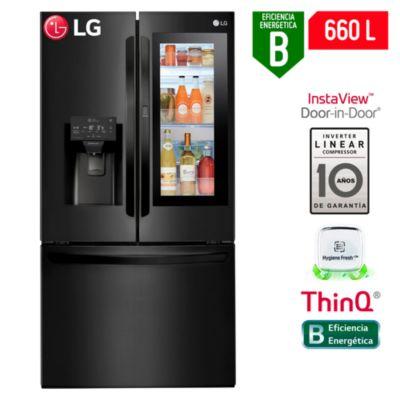 Refrigeradora 660L LM78SXT