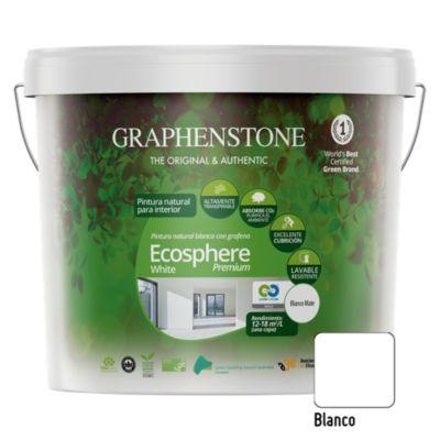 Pintura Ecosphere Premium Blanco 4L