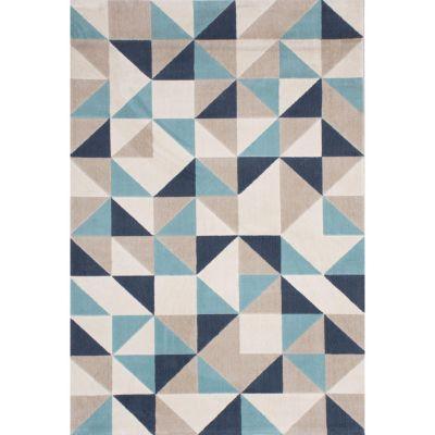 Alfombra Canvas Triangulo 120x170cm