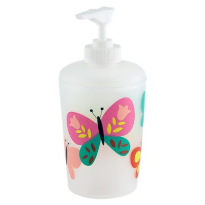 Dispensador de Jabón Mariposas