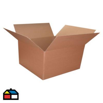 Caja de Cartón 38x32x27.5 cm