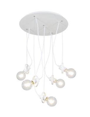 Lámpara Colgante Antica 5 Luces E27