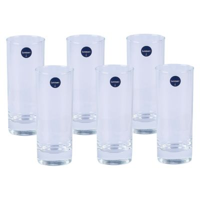 Set 6 Vasos Alto Islande 0.33L