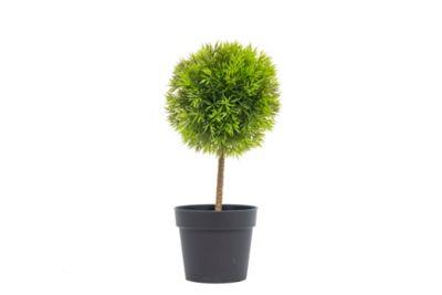 Planta Artificial Bola Grass 24 cm
