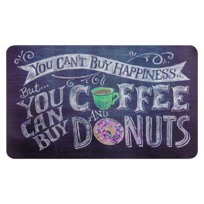 Limpiapiés Café Donuts 45x75cm