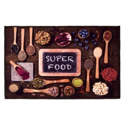 Alfombra Super Food 50x80cm