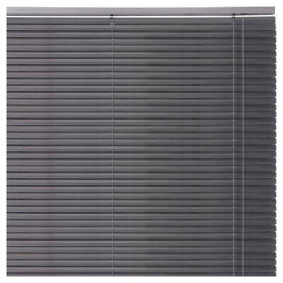 Persiana Aluminio 160x165cm Plata