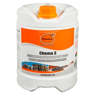 Aditivo Chema 3 / 1 gl