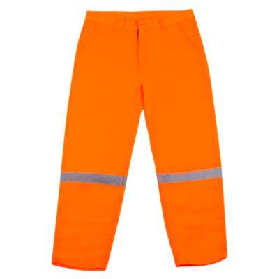 Pantalón drill NaranjaXL