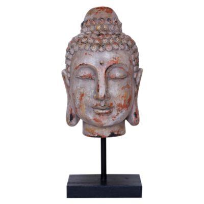 Cabeza Buda 48cm con Base