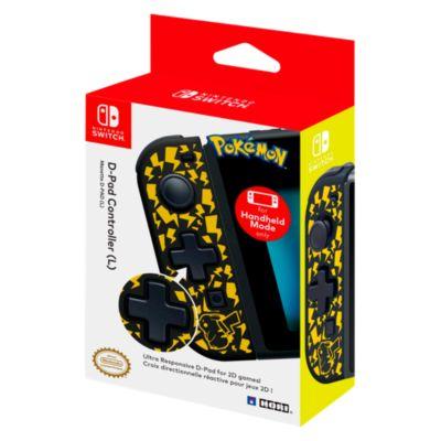 Joy-Con D-Pad Switch Pikachu