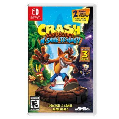Crash N'Sane Trilogy