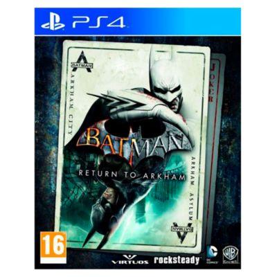 Batman Return to Arkham (Eu)