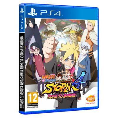 Naruto Storm 4 Road To Boruto (Us)