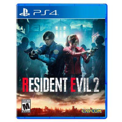 Resident Evil 2 Remake (Eu)