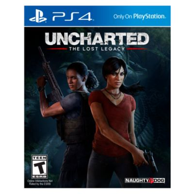 Uncharted Lost Legacy (Us)