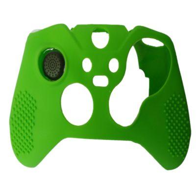 Silicona + 2 Thumb Mando Verde