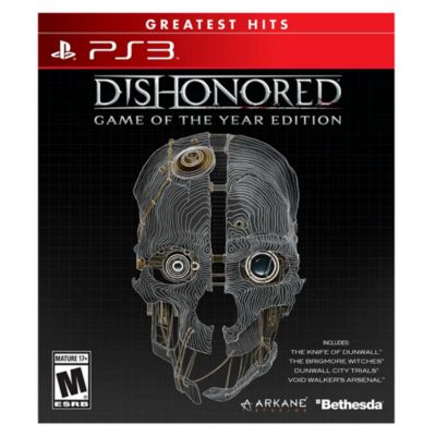 Dishonored Game Of Thrones