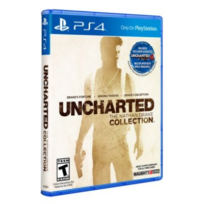 Uncharted: The Natham Drake Collection (Latam)