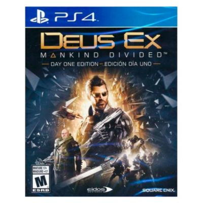 Deus Ex Mankind Divided Edition (Latam)