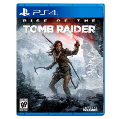 Rise Of The Tomb Rider (Us)