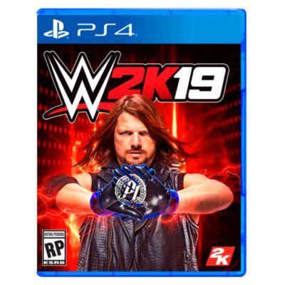 WWE 2K19 (Latam)