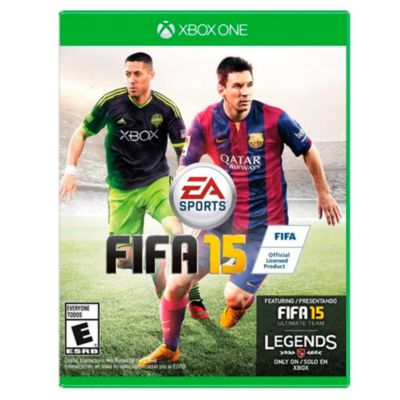 Fifa 15 Edición Ultimate Team Edition