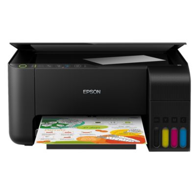 Impresora Multifuncional Ecotank L3150
