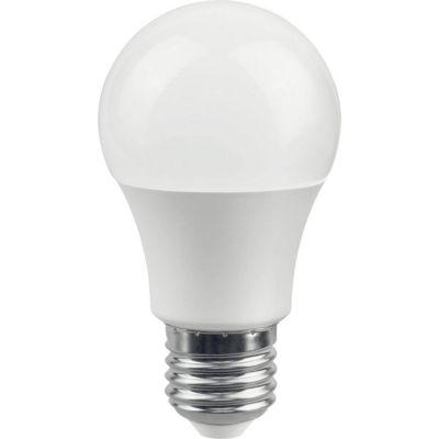Foco LED Bulbo A55 4.5W E27 Luz Amarilla