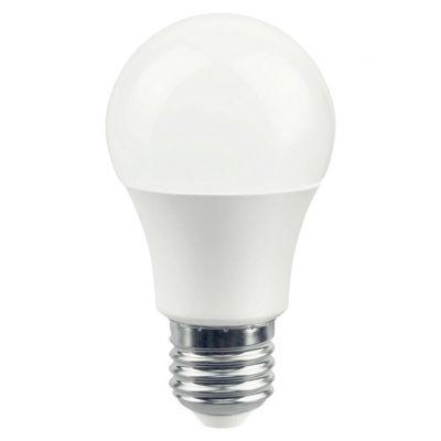 Foco LED Bulbo A55 4.5W E27 Luz Blanca