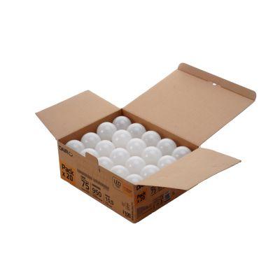 Pack x20 Foco LED 10.5W Luz Cálida