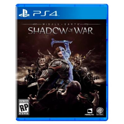 Middle Earth Shadow Of War (Latam)