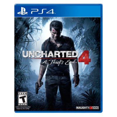 Uncharted 4 A Thief's End (Latam)