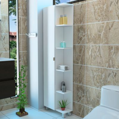 Optimizador de Baño Bath 51 Blanco