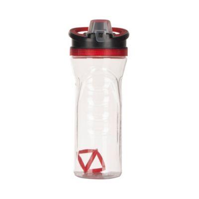 Botella con Shaker Rojo 591 ml