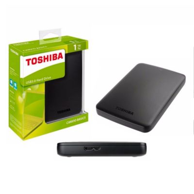 Disco Externo Toshiba 1TB