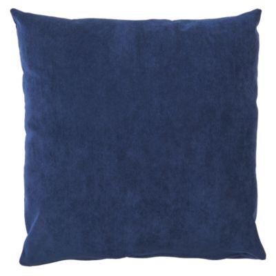 Cojin con Cierre Azul 50x50cm