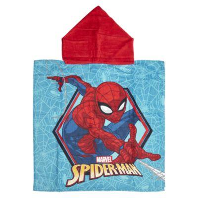 Toalla Poncho Spiderman 60x60cm
