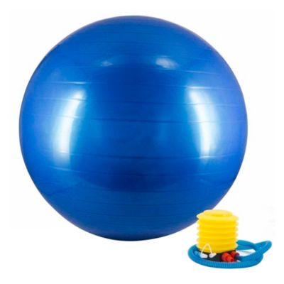 Pelota Pilates Yoga 75 Azul