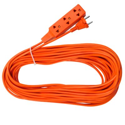 Cable de Extension 3 Tomas 22m
